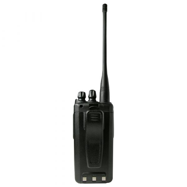 AWR-8000 two-way radio rear view