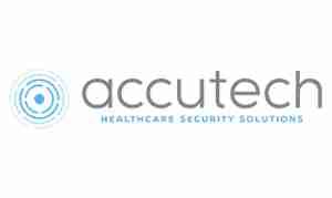 Accutech Healthcare Security Solutions Logo