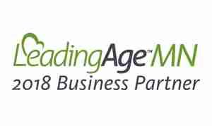 LeadingAge MN 2018 Business Partner Logo