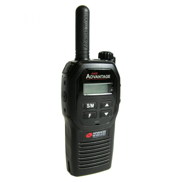 AWR Advantage Two-Way Radio