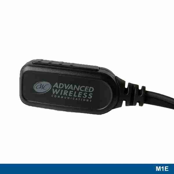 M1E ear loop PTT button