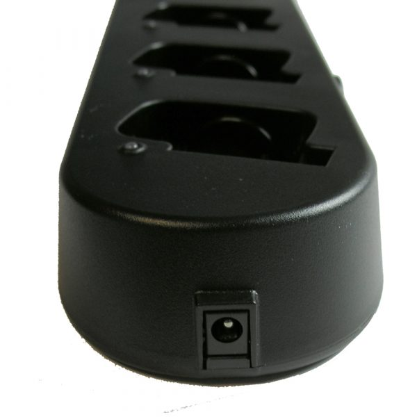 AWR Advantage Six-Unit Gang Charger Power port