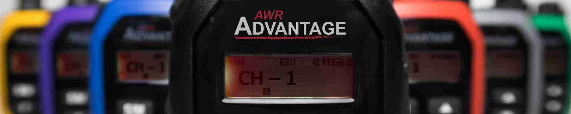 AWR Advantage Banner Image