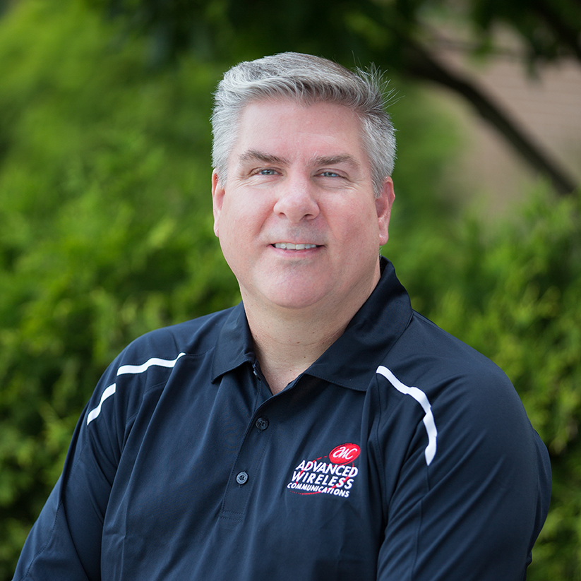 Greg Gerovac - Vice President of National Healthcare Sales for Advanced Wireless Communications