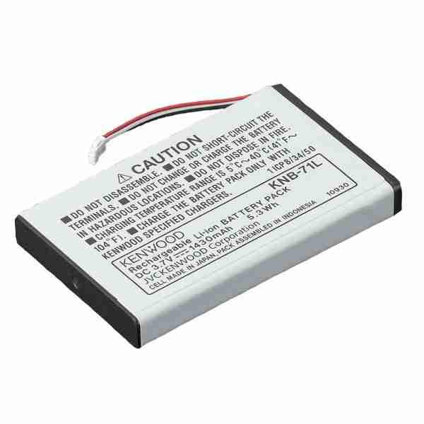 Kenwood ProTalk LT PKT-23K 1,430mAh Li-ion Battery