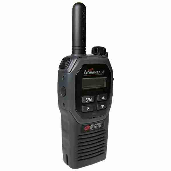 AWR Advantage Plus Two-way Radio
