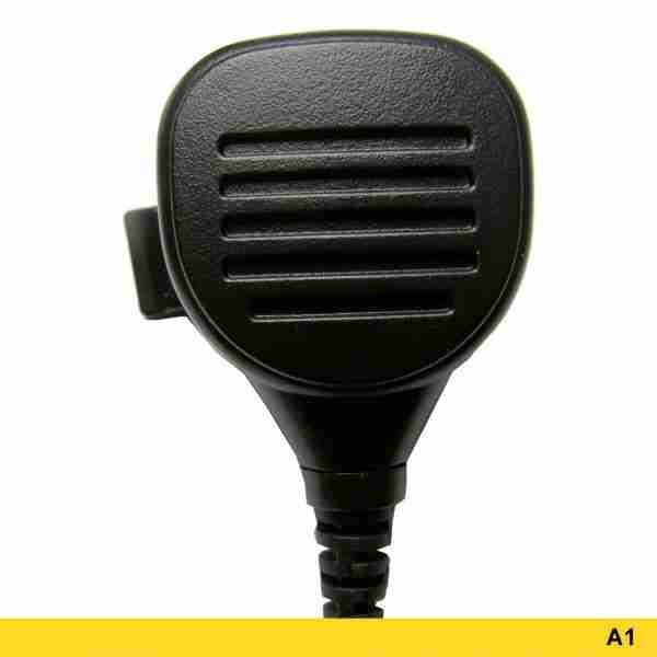 A1 Mini Speaker Microphone close up