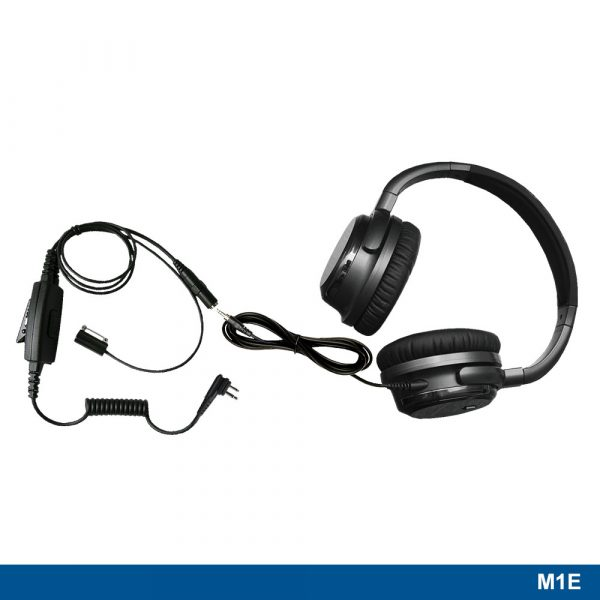 M1E Covert surveillance headset connector