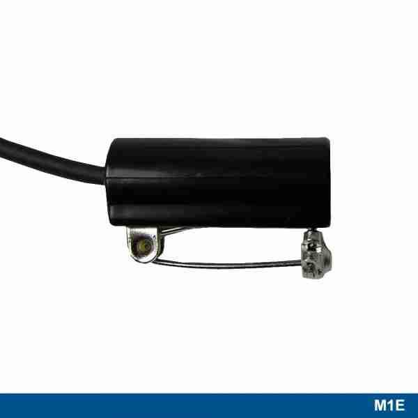 M1E Covert surveillance headset microphone