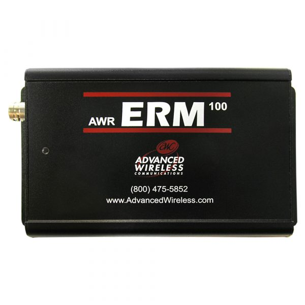 AWR-ERM100 embedded radio module front view