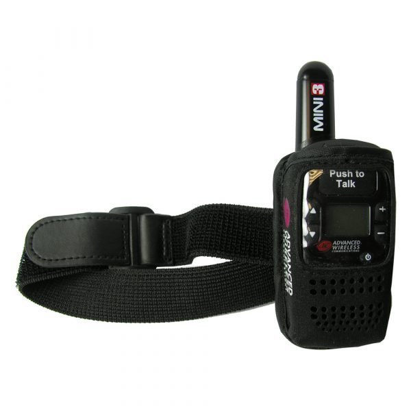 MINI Series two-way radios' Armband