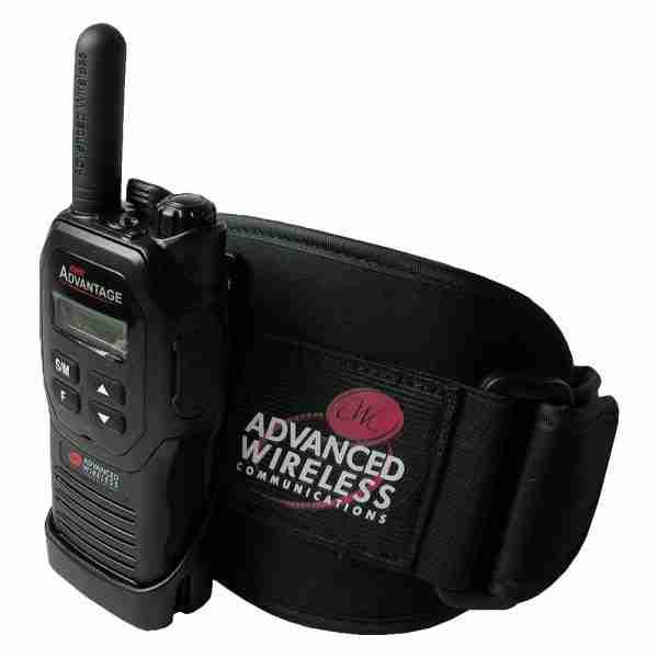 Two-way radios' Armband