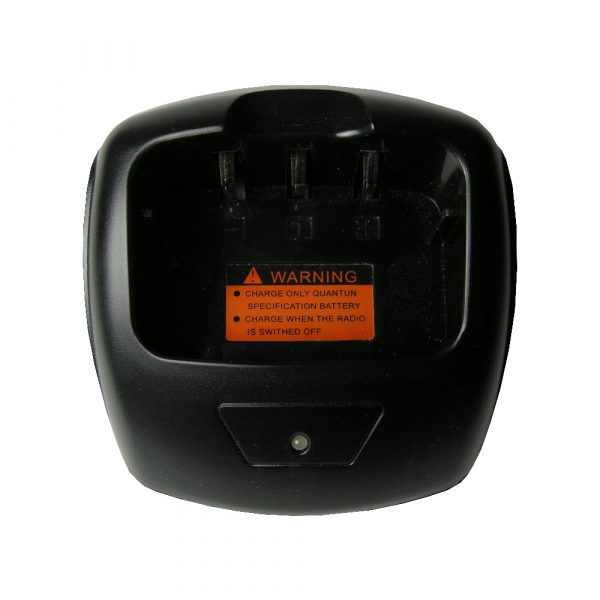 AWR-8000 two-way radios' Single Unit Charger