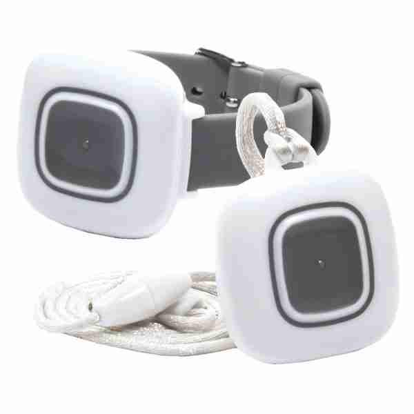Single Button Waterproof pendant Transmitters, EN1221S-60N, EN1221S-60W