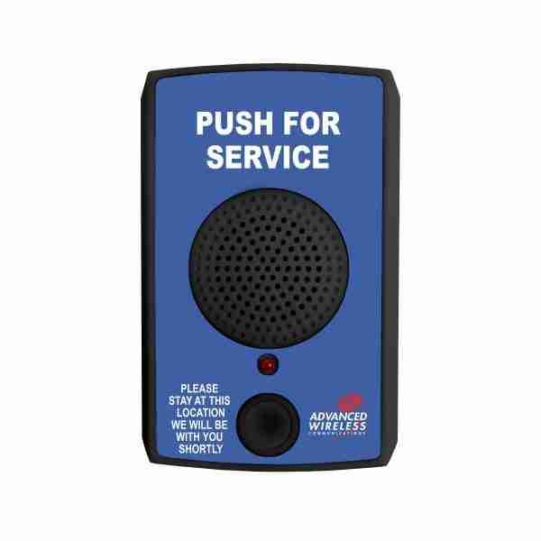 Micro Call Box Blue