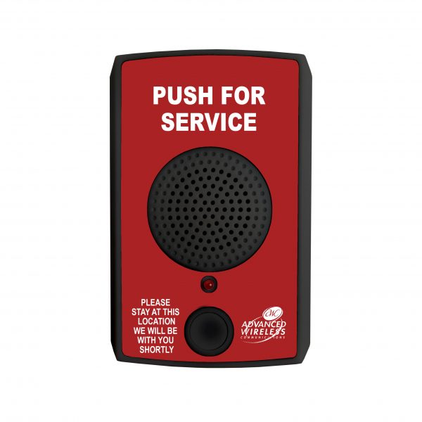 Micro Call Box Red
