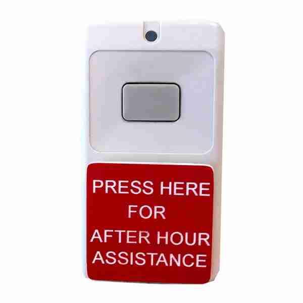 Single Button Wireless EchoStream Transmitter (EN1233S)