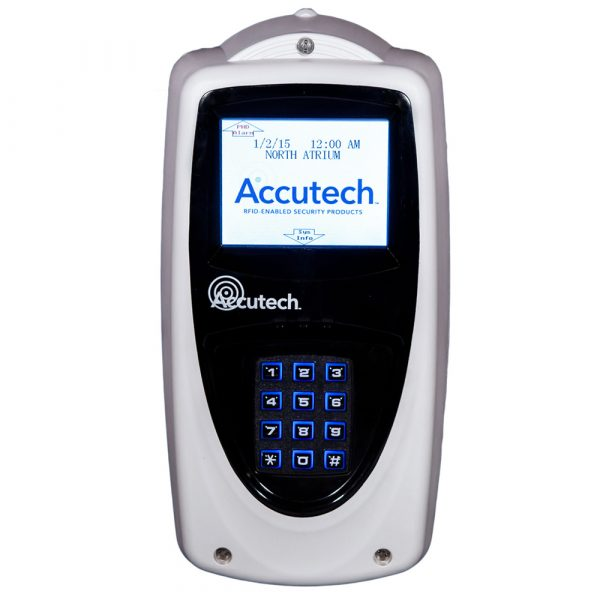 Accutech Control Pad