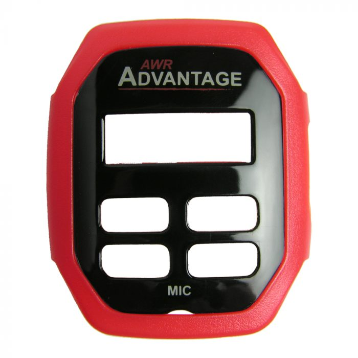 Faceplate: Red - 221055