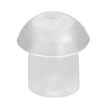 Replacement Clear Eartip For Surveillance Headsets – 302691