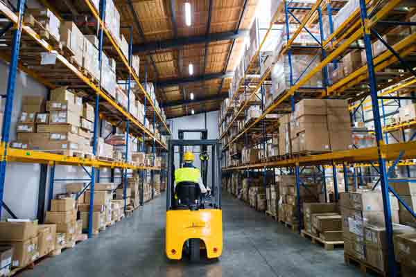 Radios for Forklifts and MHEs