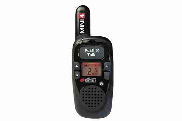 Mini 4 radio