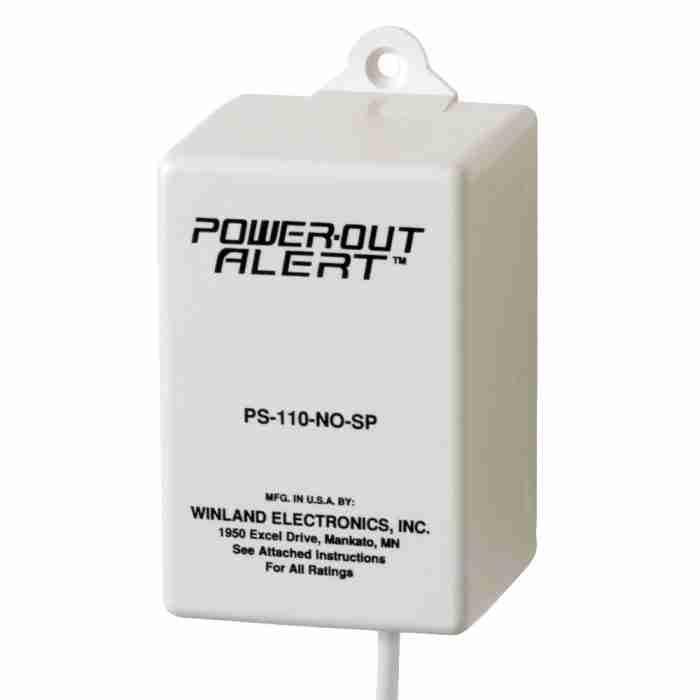 Power-Out Alert - 209548